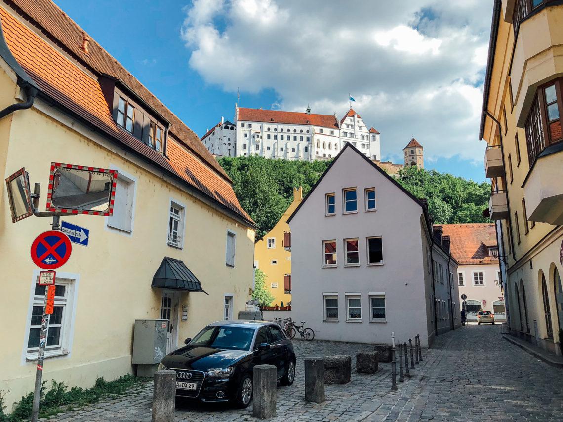 Ausflug nach Landshut