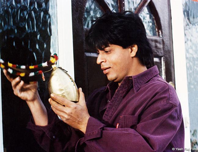 Wer zuerst kommt, kriegt die Braut. Bollywood Klassiker. Yash Raj Films.